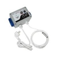 Centralina Controllo temperatura, umidità e sottopressione