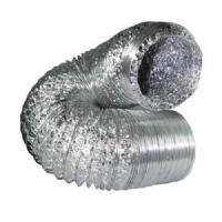 Condotta areazione flessibile alluminio Ø 10cm 3mt