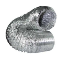 Condotta areazione flessibile alluminio Ø 25cm - 10mt