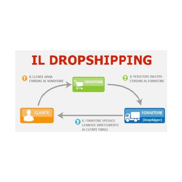 Dropshipping per rivenditori e negozi aperti il pubblico