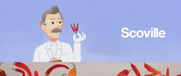 Wilbur Scoville: l'ideatore della scala per classificare i peperoncini