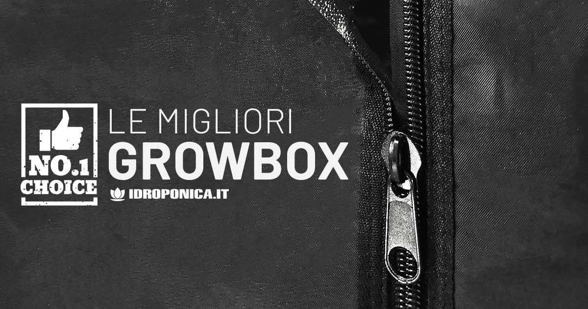 Le 5 Migliori Grow Box sul Mercato - 2021