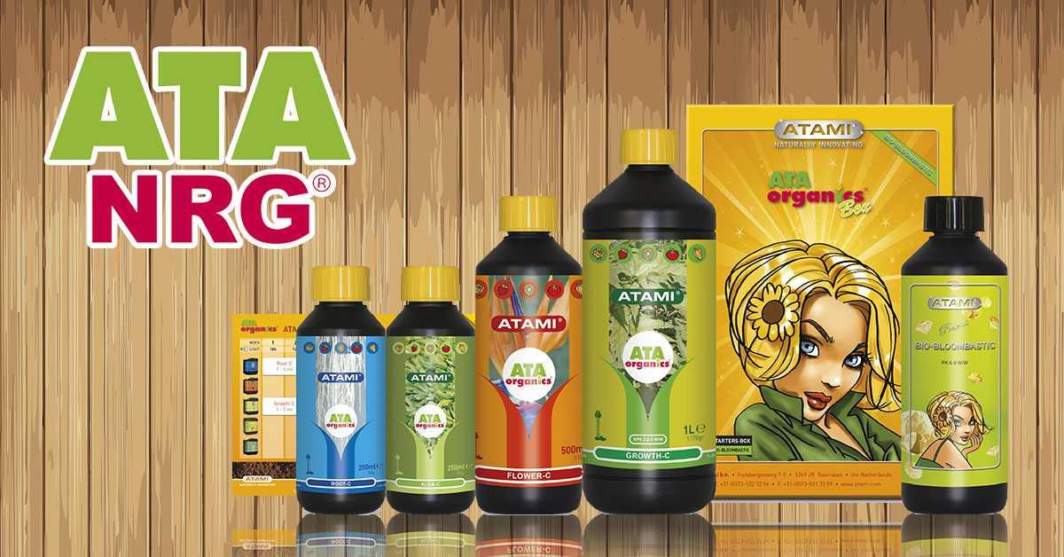 ATA Organics diventa ATA NRG: Fertilizzanti Organici Liquidi