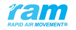 RAM Rapid Air Movement