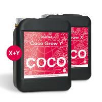 CellMax Coco Grow X+Y 2x5L