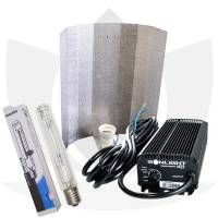 Kit Luce Indoor Elettronico HPS AGRO 400w Philips Master Son T Pia Plus
