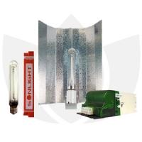 Kit Illuminazione Indoor Easy - Sonlight HPS 250w - Fioritura