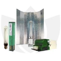 Kit Illuminazione Indoor Easy - Sylvania Grolux AGRO 250W