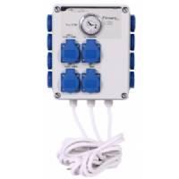 Quadro Elettrico GSE Timer Box II 12x600W
