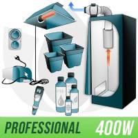 Kit Indoor Terra 400w con Grow Box - PRO