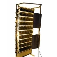 PI WALL Sistema idroponico verticale modulare 2x1mt