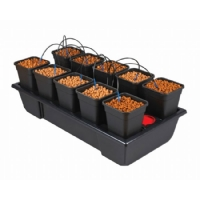 Sistema Idroponico Atami Wilma 10 vasi 6L