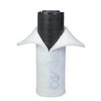 Can-Lite Filtro Carboni Attivi 300m³/h + Flangia-12,5cm