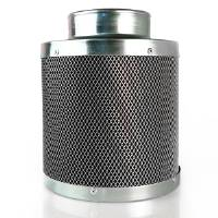 Filtro Carboni Attivi 12,5cm (200m3/h)