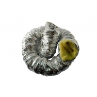 Condotta areazione flessibile fonoassorbente Ø 31,5cm - 5mt